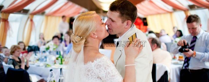 Свадьба на теплоходе под ключ-1